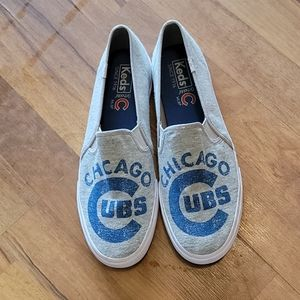 Chicago cubs keds slip on shoes Women 9.5